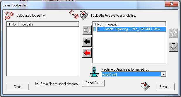 chọn file phù hợp cho máy