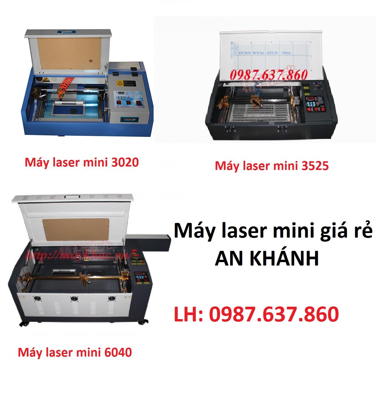 Cân nhắc khi mua máy khắc laser mini giá rẻ
