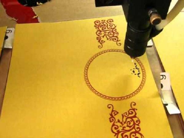 ứng dụng của máy cắt giấy
