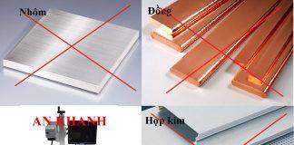 Sử dụng máy khắc laser fiber kim loại có hạn chế gì không?