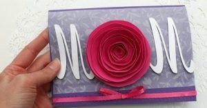 Thiệp hoa hồng