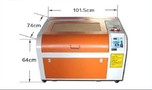 Máy cắt laser decal là gì?