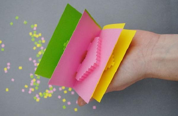 Làm thiệp mời, hộp giấy, đồ trang trí cực xinh với máy cắt giấy mini