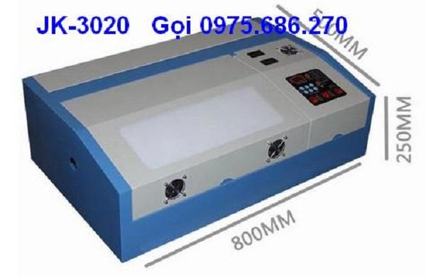Máy khắc dấu laser 3020