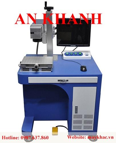 Mua máy khắc laser kim loại ở đâu uy tín nhất?