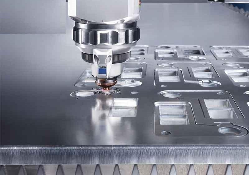Công nghệ laser cắt được các kiểu ống kim loại nào?
