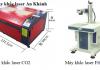 Gia công kim loại bằng máy laser Fiber hay máy laser CO2?