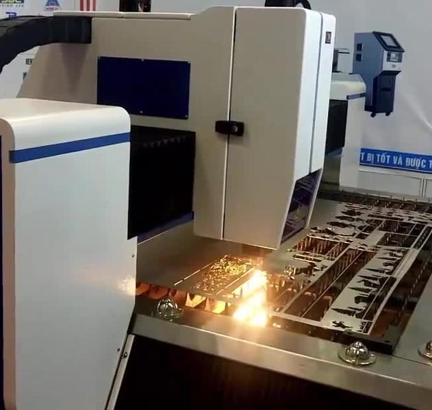 3 yếu tố cần quan tâm khi mua máy khắc kim loại chất lượng