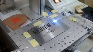 So sánh phương pháp khắc cắt inox bằng laser và Plasma
