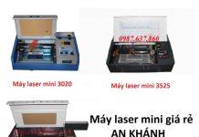 Máy khắc laser mini An Khánh